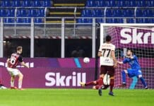 gol Sealemaekers, Milan-Roma