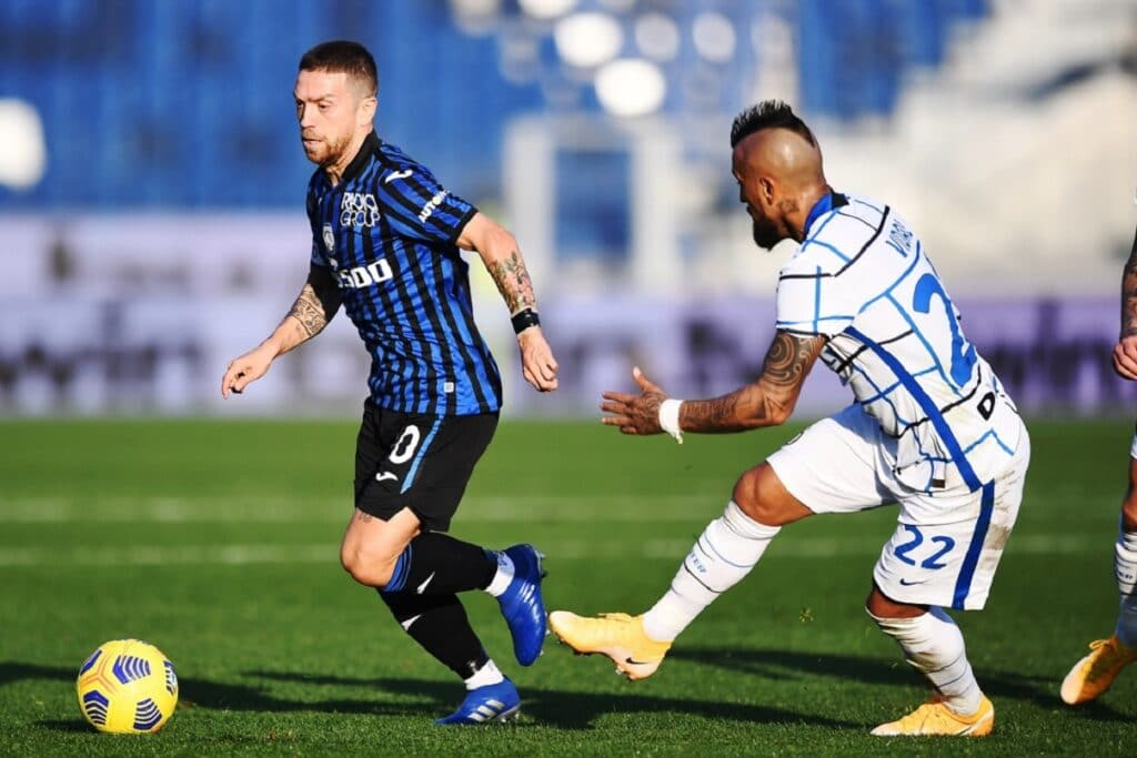Gomez-Vidal, Atalanta-Inter