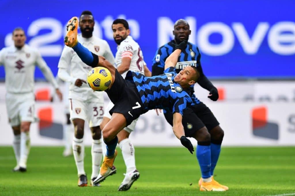 Sanchez, Inter-Torino