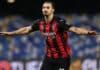 esultanza Ibrahimovic, Milan