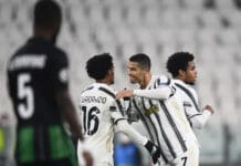 Ronaldo e Cuadrado, Juventus
