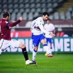 gol Candreva, Torino-Sampdoria