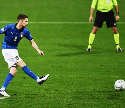 gol Jorginho, Italia-Polonia