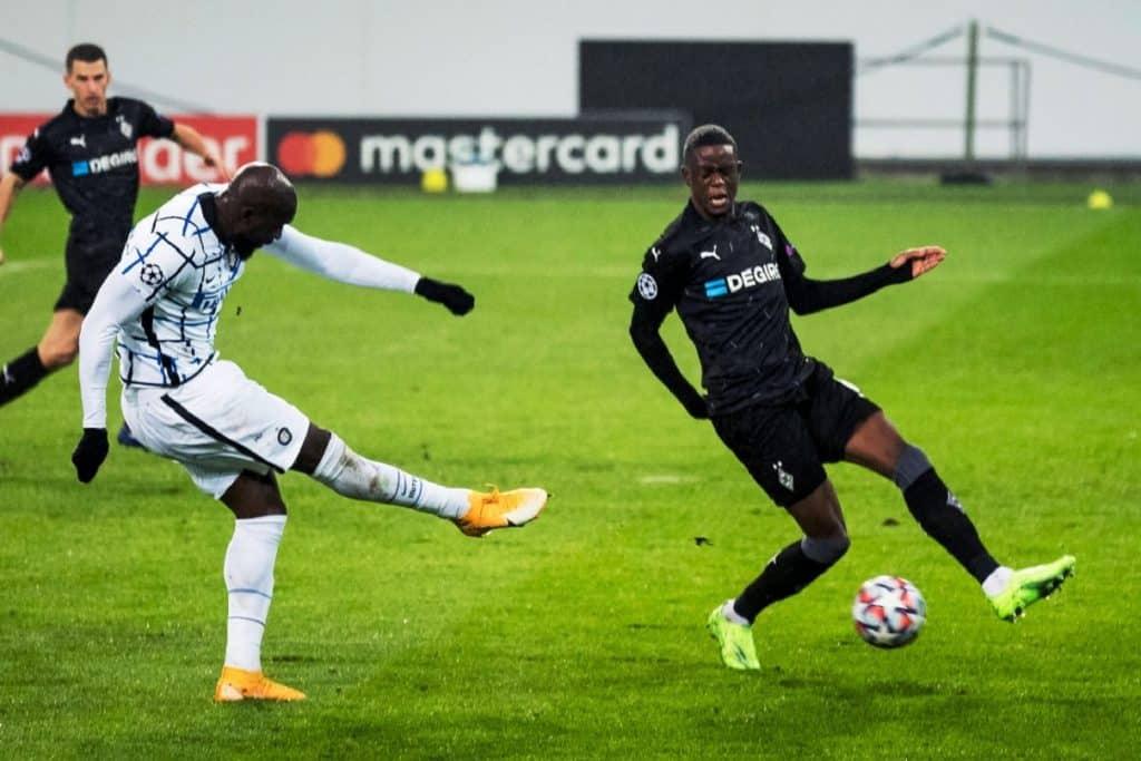 gol Lukaku, Monchengladbach-Inter