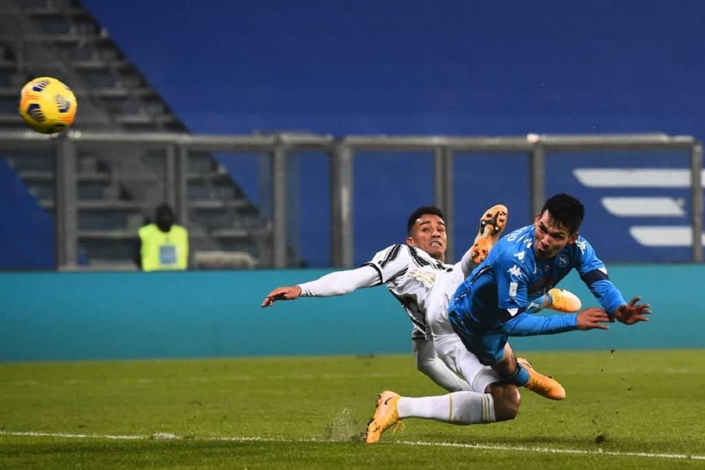 Danilo-Lozano, Juventus-Napoli
