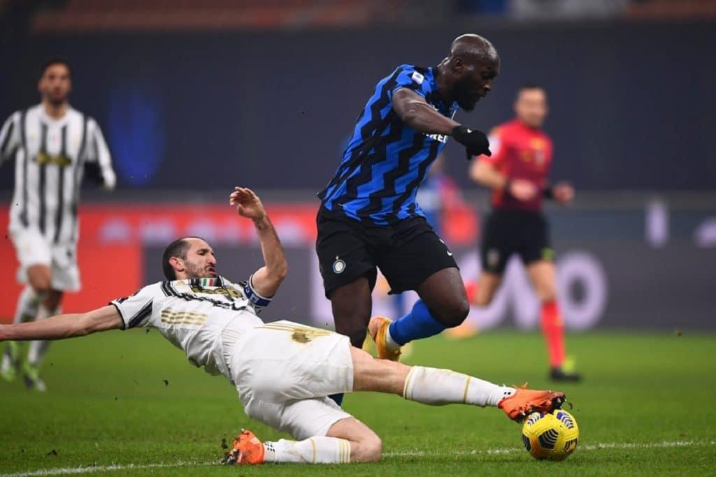 Lukaku-Chiellini, Inter-Juventus