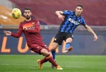 gol Hakimi, Roma-Inter