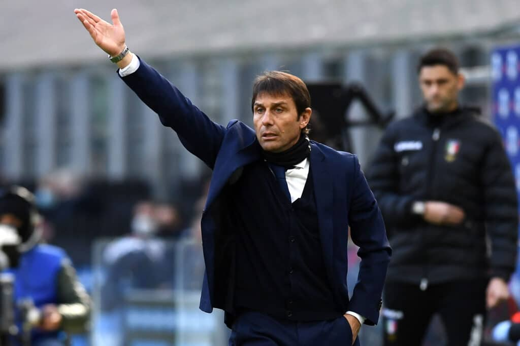 Antonio Conte, allenatore Inter