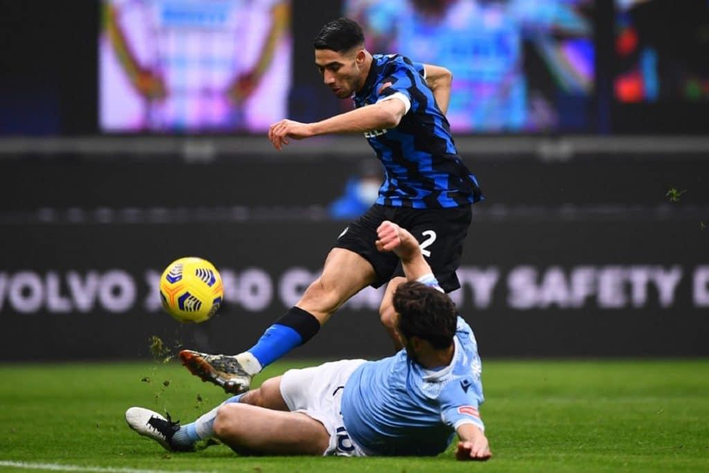 Hakimi-Parolo, Inter-Lazio