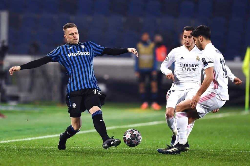 Ilicic-Asensio, Atalanta-Real Madrid
