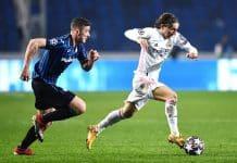 Modric-Gosens, Atalanta-Real Madrid
