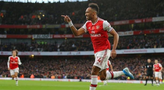 Pierre-Emerick Aubameyang, attaccante Arsenal