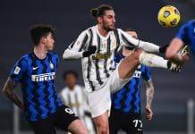 Rabiot-Bastoni, Juventus-Inter