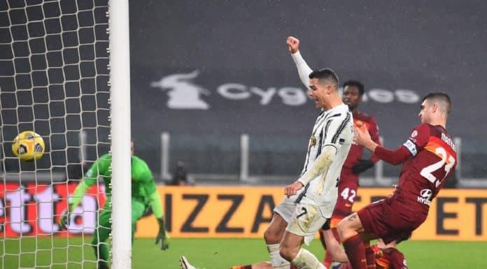 autogol Ibanez, Juventus-Roma