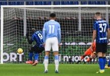 gol Lukaku, Inter-Lazio