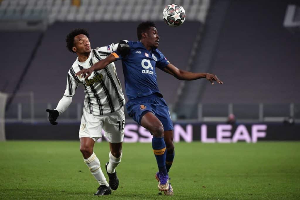 Cuadrado-Zaidu, Juventus-Porto