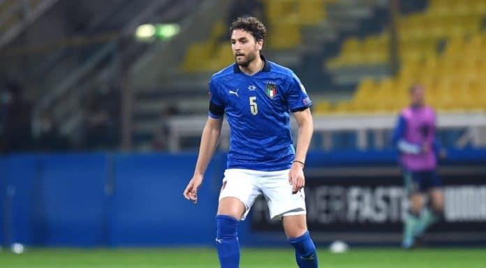 Locatelli, centrocampista Italia