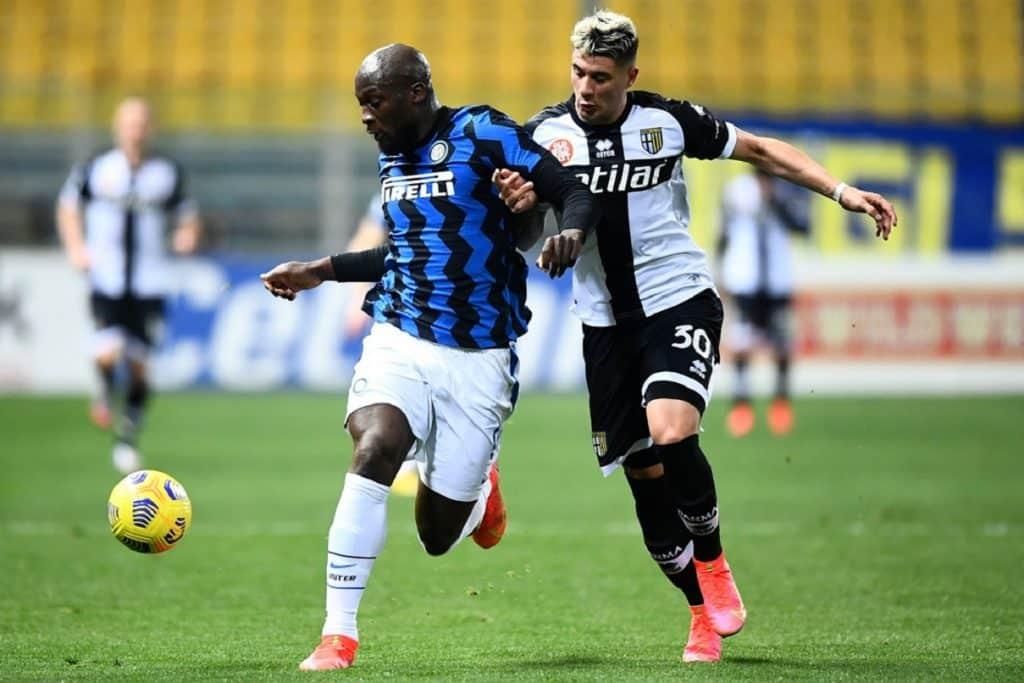 Lukaku-Valenti, Parma-Inter