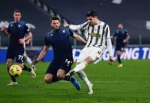 gol Alvaro Morata, Juventus-Lazio
