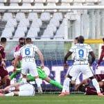 gol Sanabria, Torino-Inter
