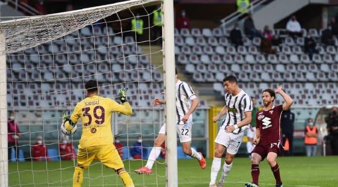 gol Ronaldo, Torino-Juventus