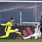 autogol Chiellini, Juventus-Inter