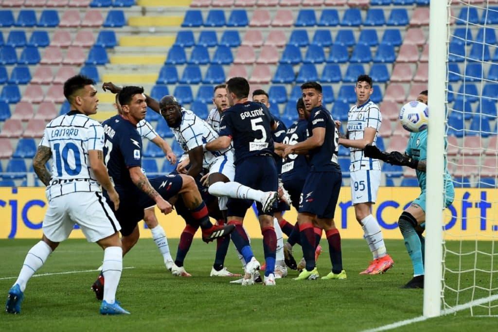 palo Lukaku, Crotone-Inter