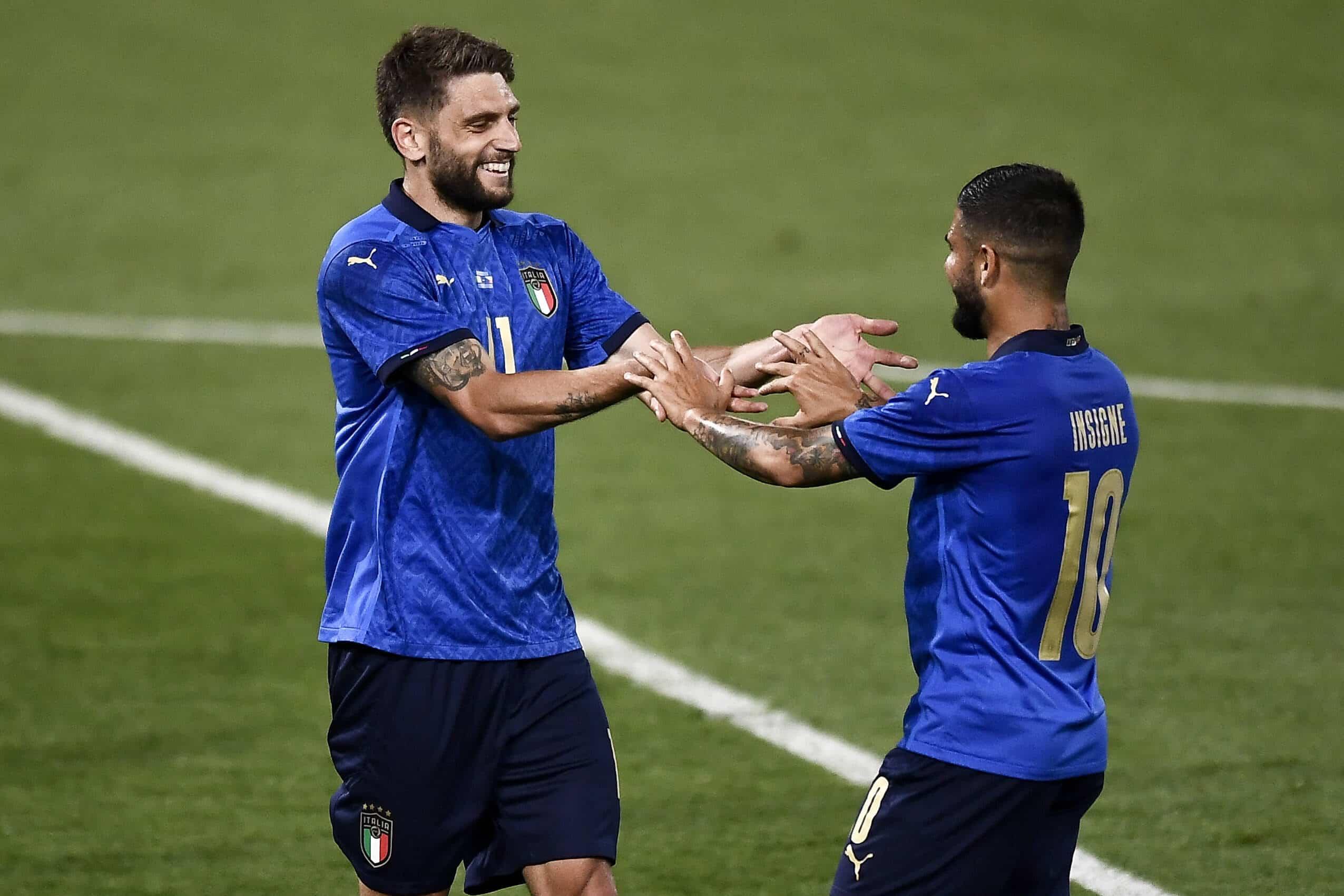 Italia in grande forma in vista degli Europei: 4-0 alla Repubblica Ceca