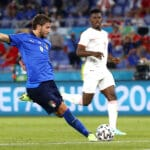 gol Locatelli 2-0, Italia-Svizzera