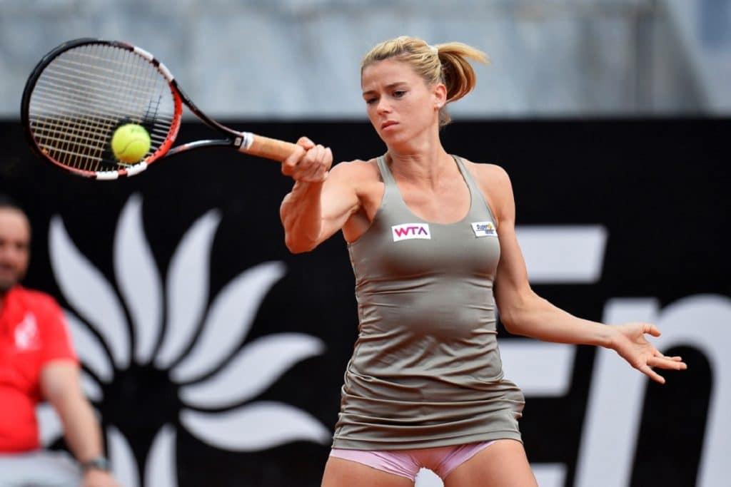 Camila Giorgi, Tennis
