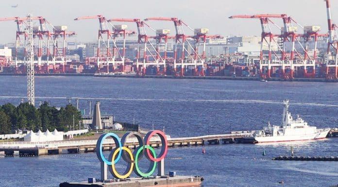 Cinque Cerchi Olimpici, Olimpiadi Tokyo 2020