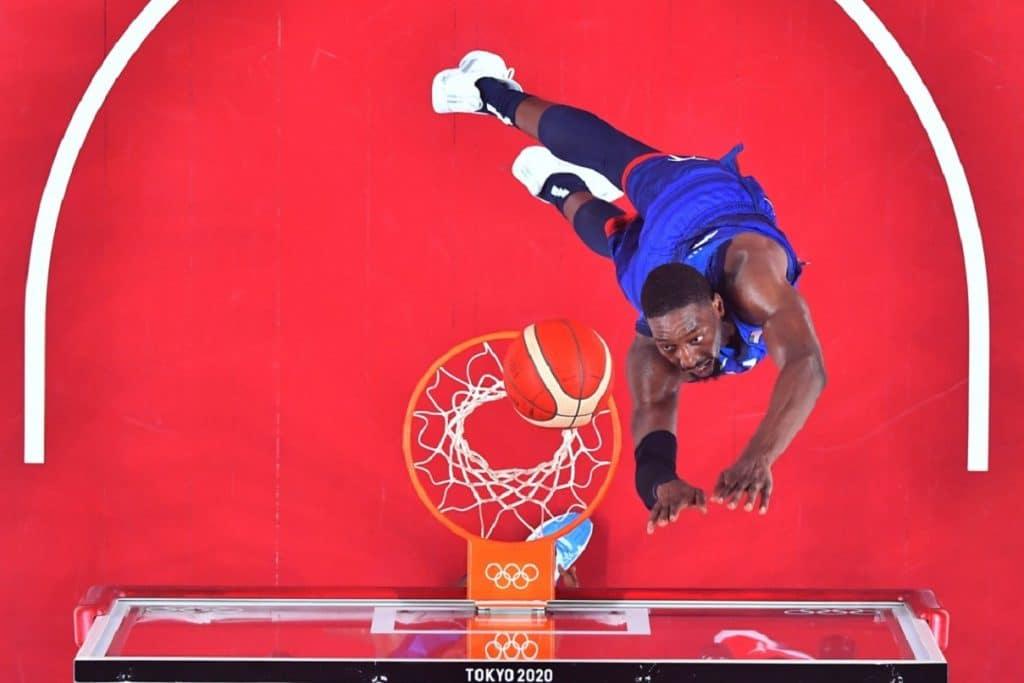 Edrice Femi Adebayo, basket USA