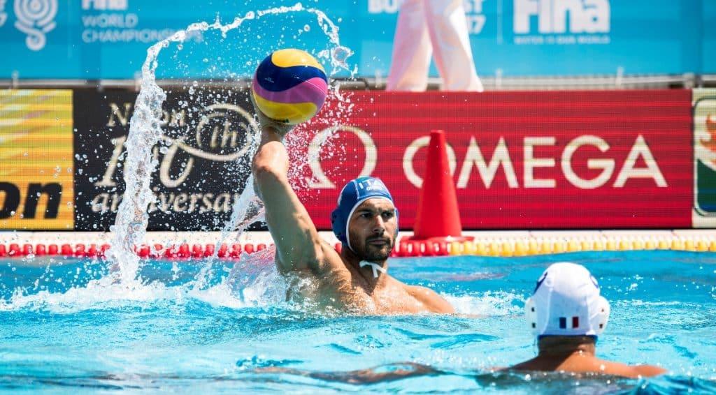 Pietro Figlioli, Nazionale Italia Pallanuoto