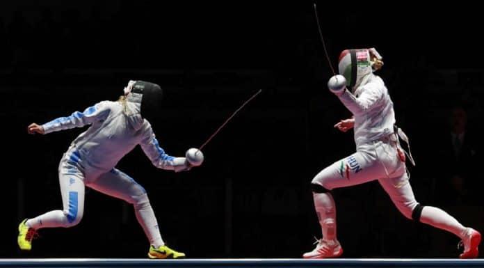 Rossella Fiamingo, Spada femminile - Olimpiadi