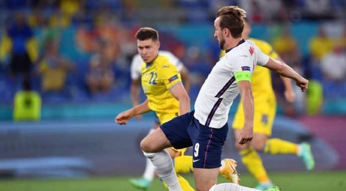 gol Kane, Ucraina-Inghilterra