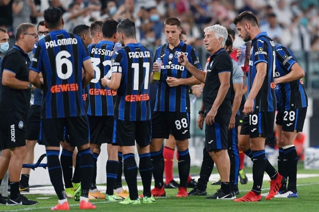 Calendario Atalanta Girone Champions League 2021/2022