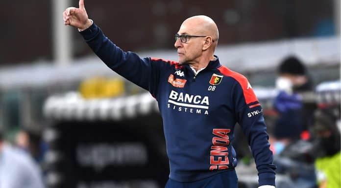 Ballardini, allenatore Genoa