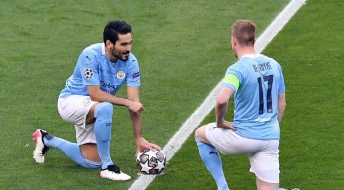 Gundogan-De Bruyne, Manchester City