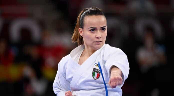 Viviana Bottaro, bronzo Kata donne