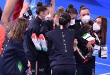 esultanza Italia, Ginnastica ritmica