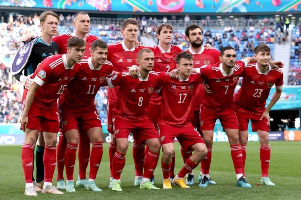 formazione Russia, Euro 2020