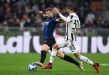Dzeko-Bentancur, Inter-Juventus