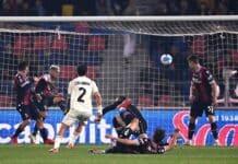 gol Calabria, Bologna-Milan