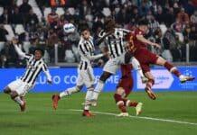 gol Kean, Juventus-Roma